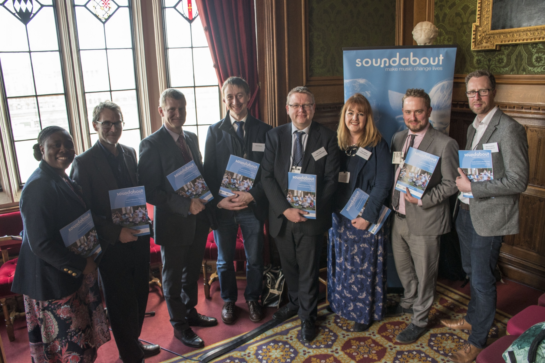 Sounds of Intent Report Launch