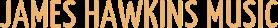 James Hawkins Music Logo