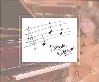 Debbie Wiseman share the love notes